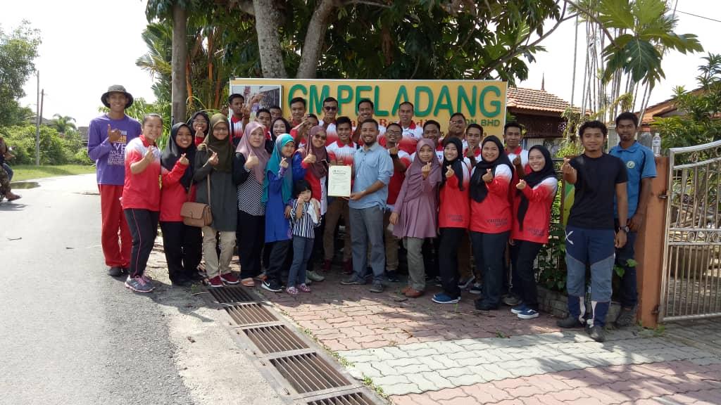 Kunjungan KV Teluk Intan, Perak