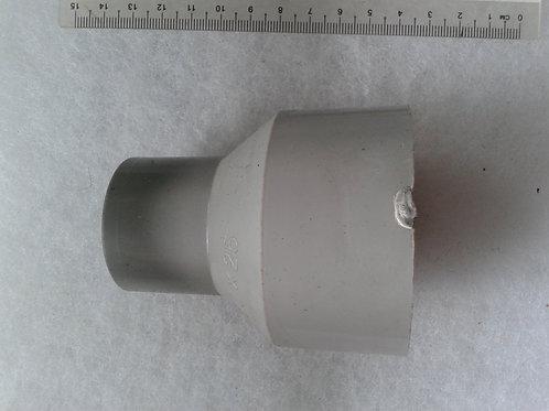 PVC Socket Fusion Reducing Coupling