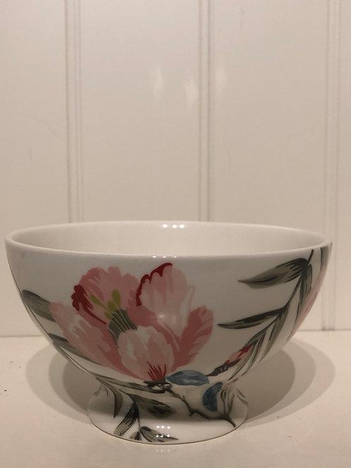Soup bowl magnolia white