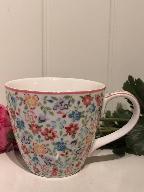Mug clementine white