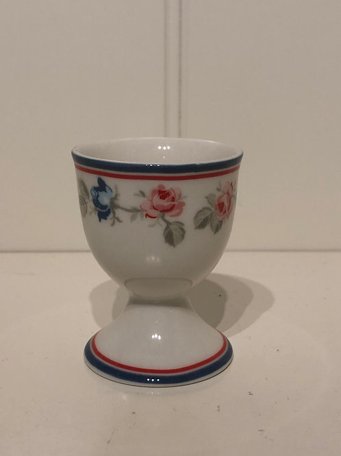 Egg cup halley white