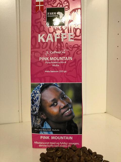 Kaffe pink mountain