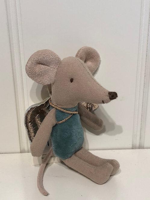 Fairy mouse blå