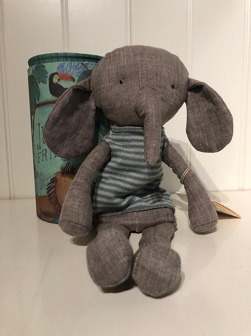 Elefant i æske