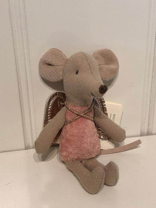Fairy mouse lyserød