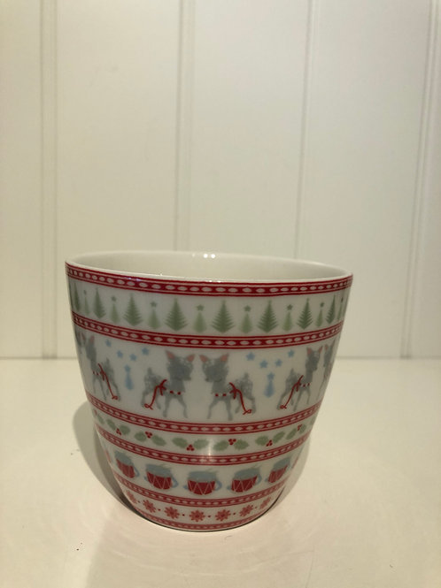 Latte cup bambi white