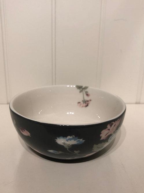Cereal bowl maude dark grey