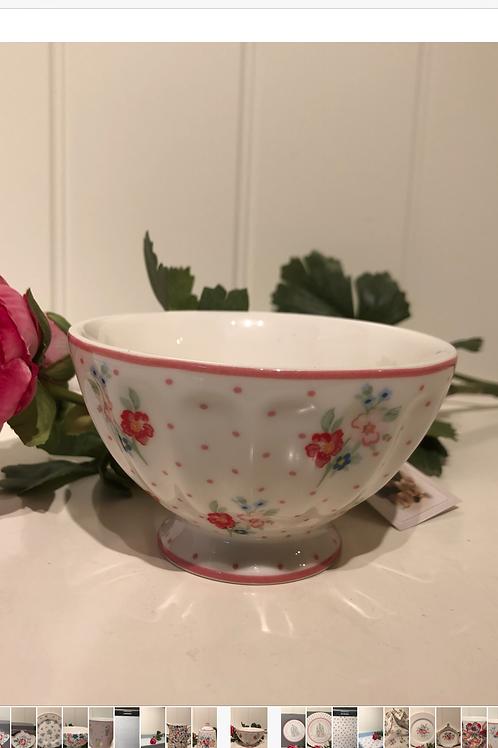 French bowl medium eja white