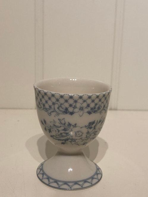 Egg cup stephanie dusty blue
