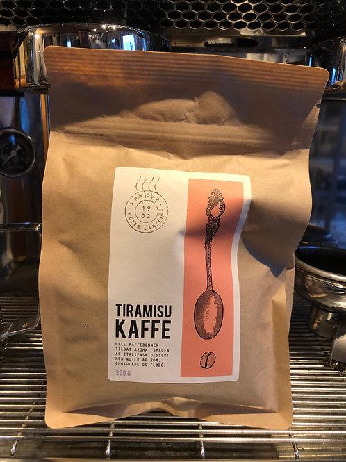 Tiramisu kaffe