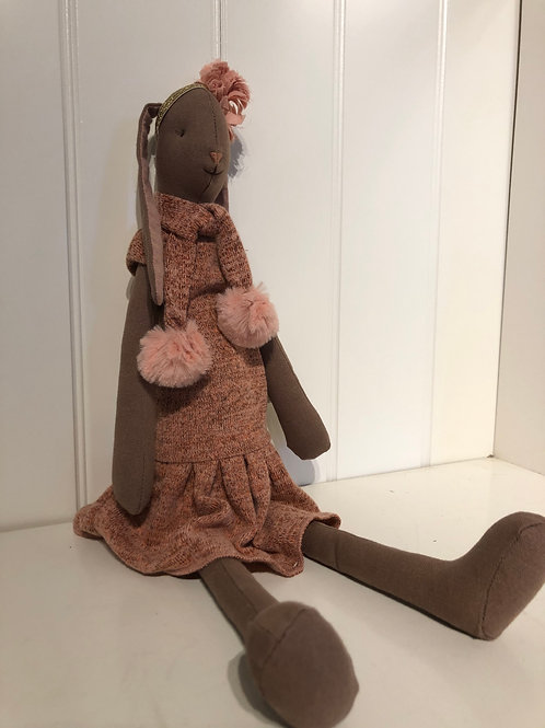 Bunny brown Valerie