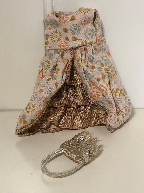Prinsesse tøj til mus