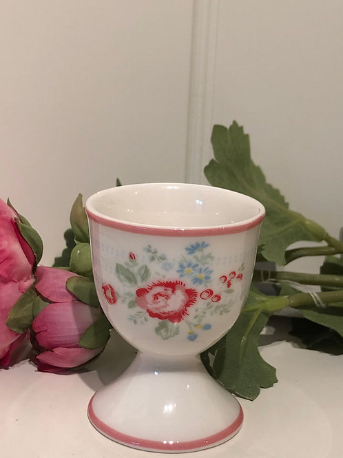 Egg cup henrietta white