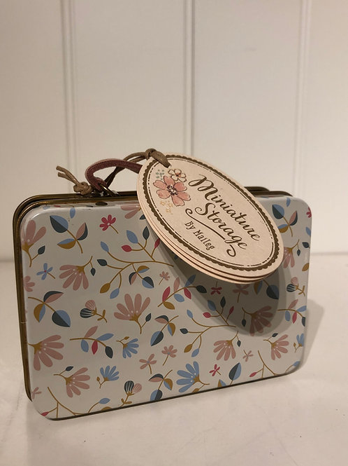 Suitcase metal Merle light