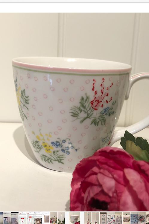 Mug mira white