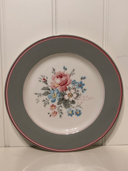 Plate marie grey