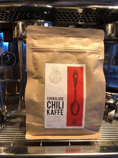Chokolade chili kaffe