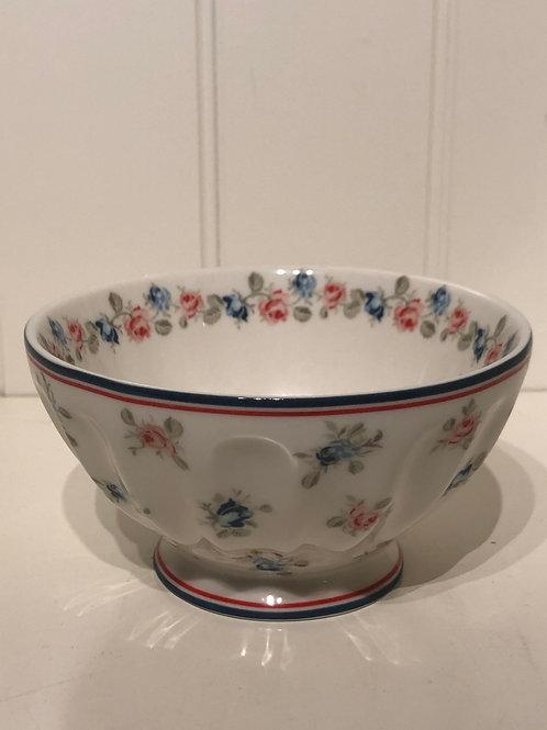French bowl xl halley white