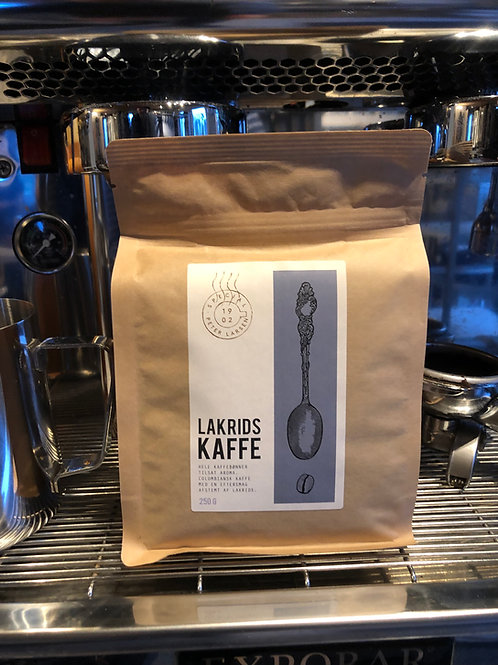 Lakrids kaffe