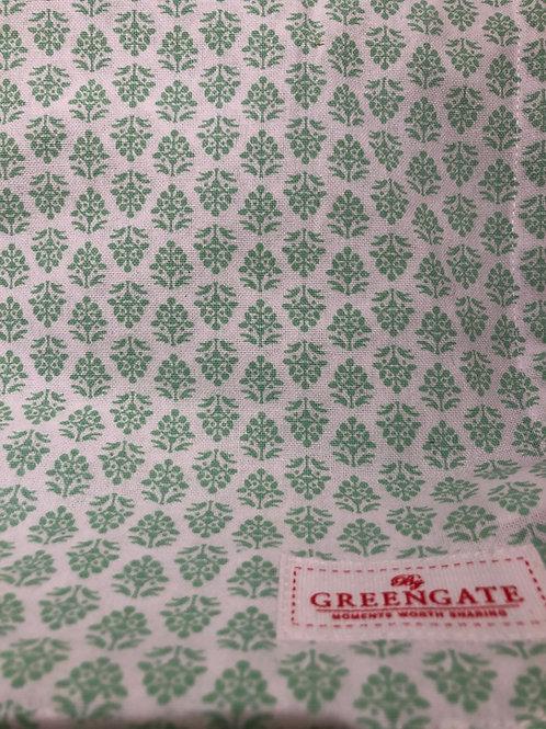 Table cloth ashley green 145 x 250 cm