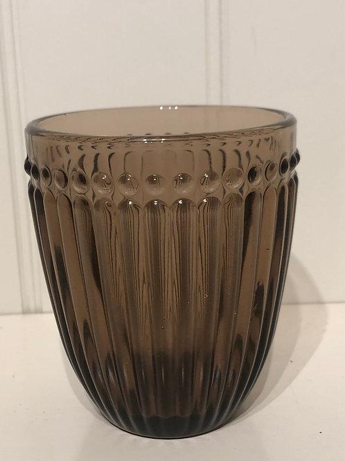 Water glass alexa plum