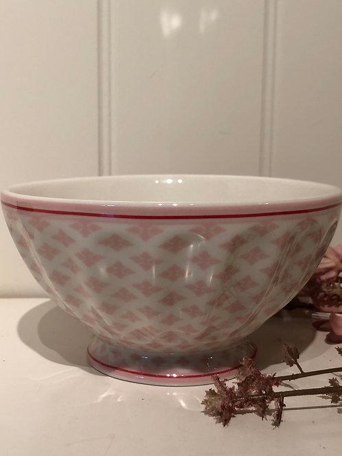 French bowl sasha pale pink