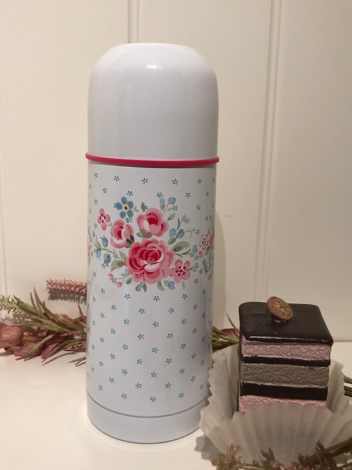 Thermo bottle tess white