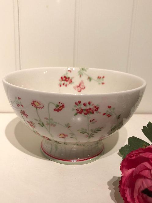 Soup bowl camille white