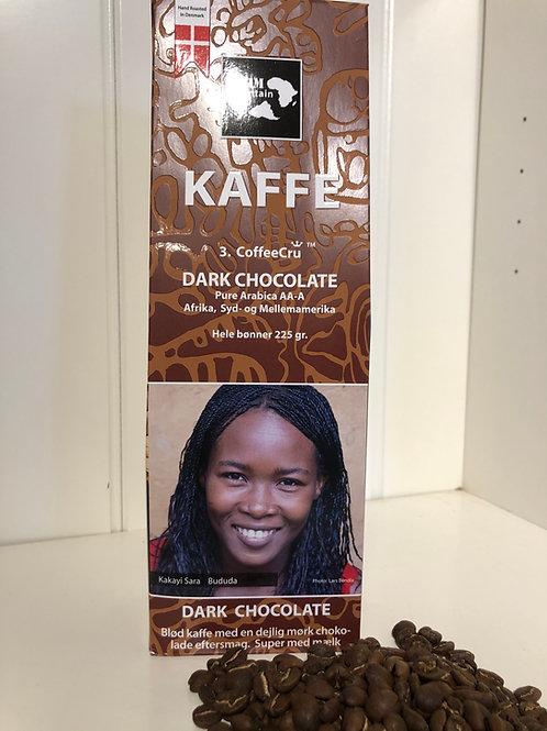 Kaffe dark chocolate