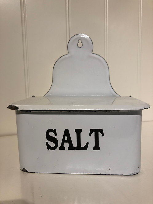 Salt kar i emalje