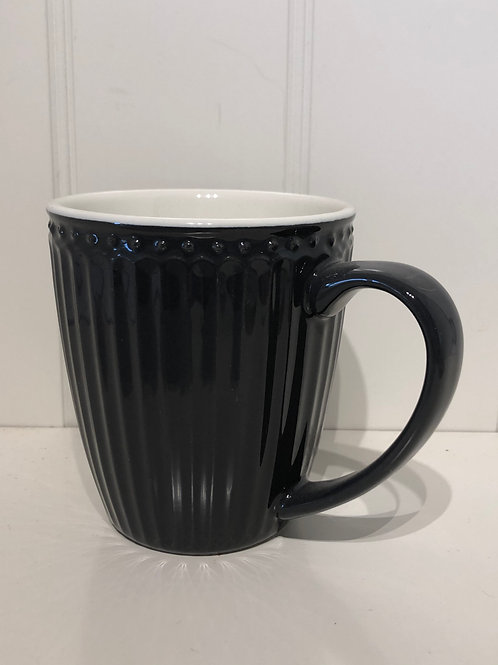 Mug alice dark grey