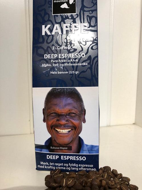 Kaffe deep espresso