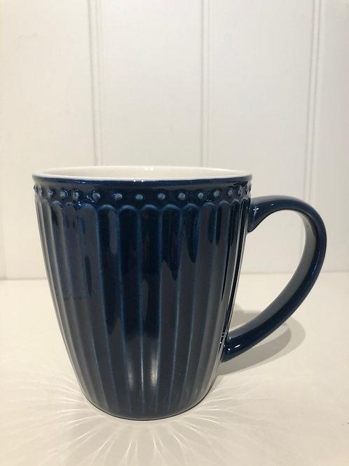 Mug alice dark blue