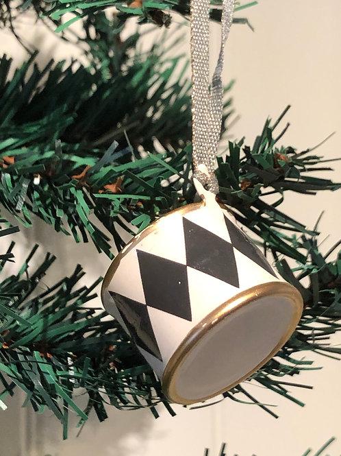 Tromme til juletræet