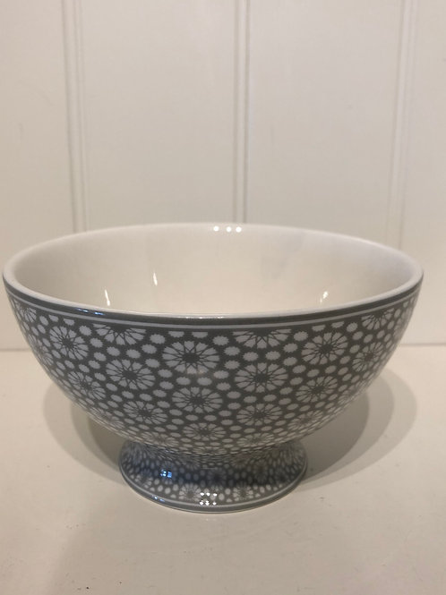 Soup bowl kelly warm grey