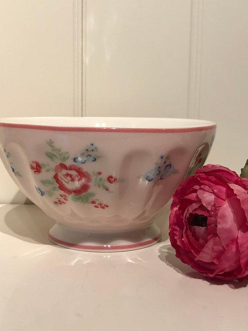 French bowl roberta pale pink