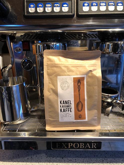 Kanel Karamel kaffe