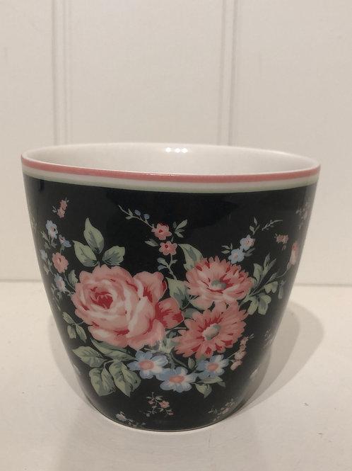 Latte cup marley dark grey