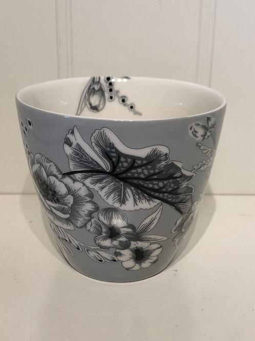 Latte cup felicity grey