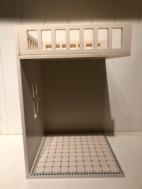 Tilbygning Badeværelse