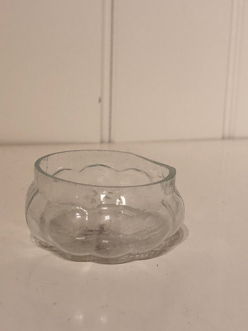 Fyrfadsstage glas