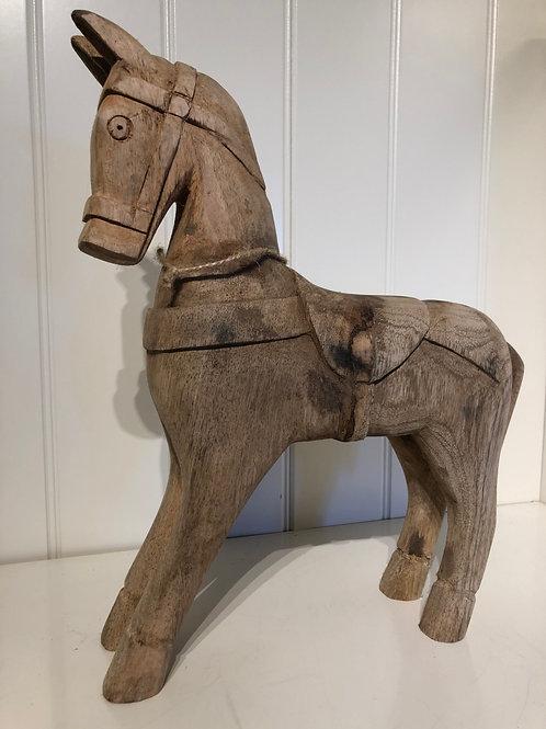Hest stor