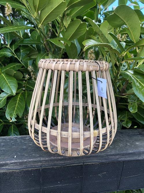 Lanterne bambus lille