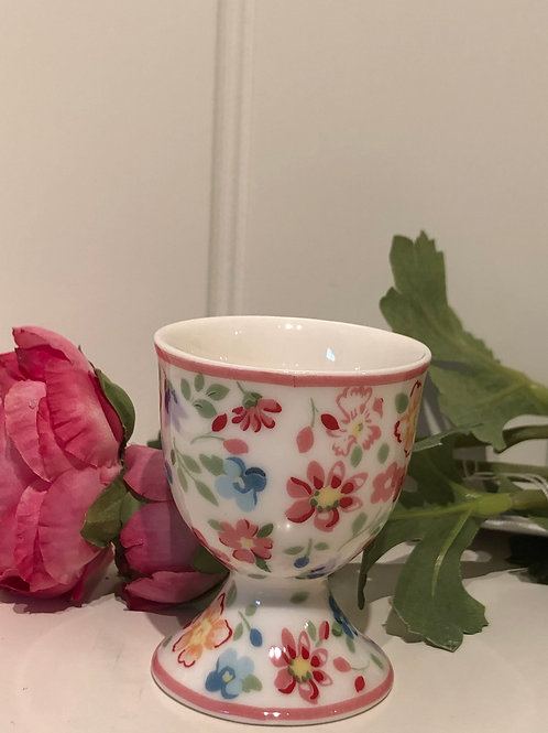 Egg cup clementine white