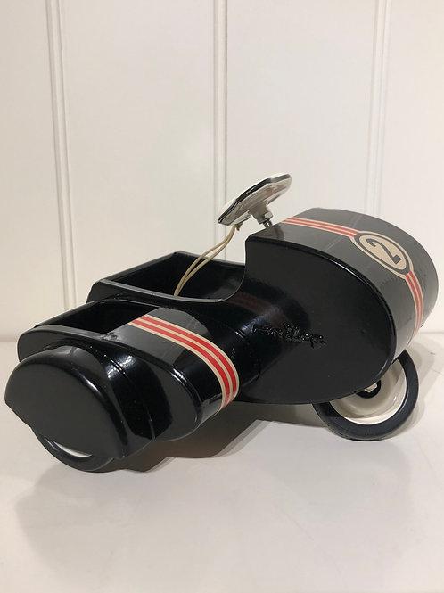 Scooter med sidevogn