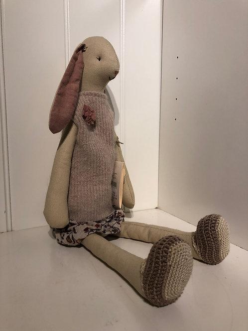 Kanin pige 42 cm