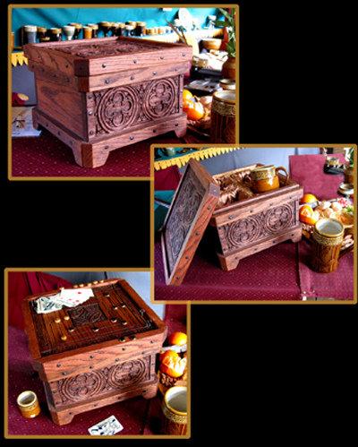 My Morris Box