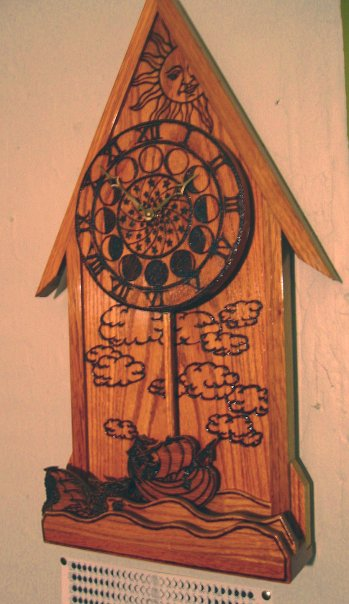 Navigator Clock