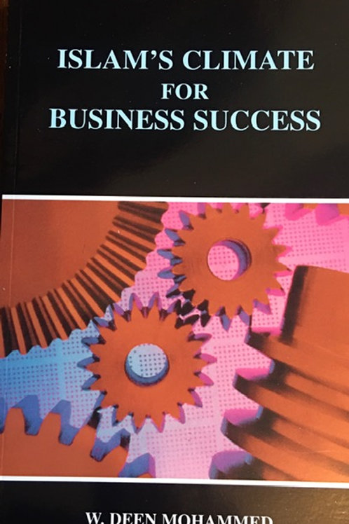 Islamic Climate for Business Success