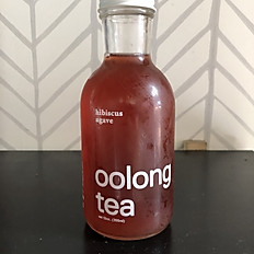 Hibiscus Agave Cold Brew Oolong Tea